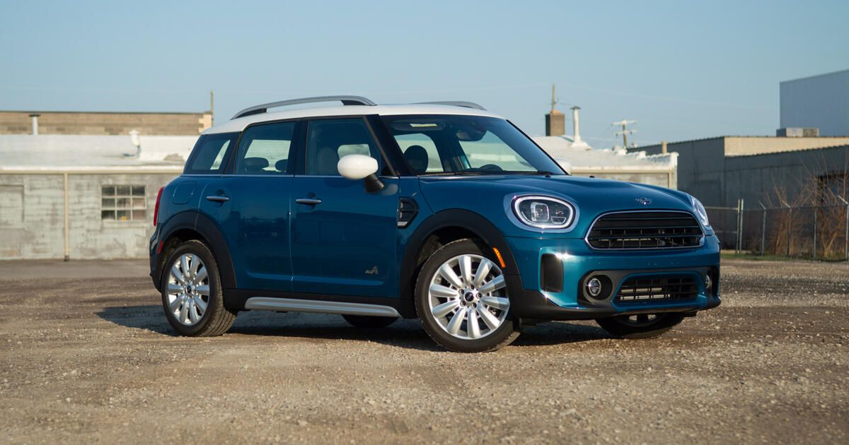 Revisión de 2021 Mini Countryman Oxford Edition: valor, pero ¿a qué costo?